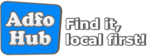 Adfo Hub: Find it Local First